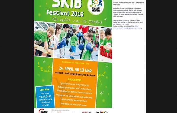 SKIB Festival 2016