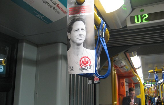 Swingcard Eintracht Frankfurt